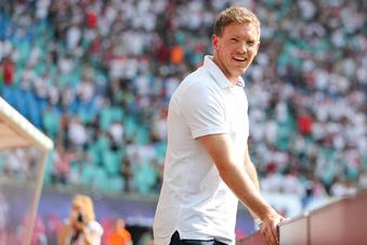 Nagelsmann startet bei RB Leipzig