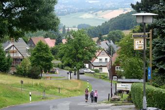 Erholungsort Waltersdorf - Urkunde ist da