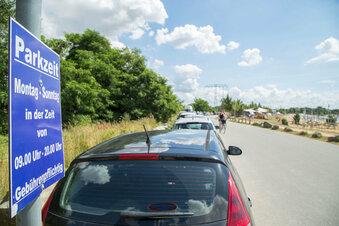 Das bleibende Berzi-Problem: Parkplätze