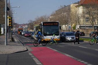 Unfälle: Mehr Sicherheit für Dresdens Straßen