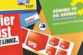 Auf der Zielgeraden zur Bundestagswahl