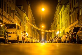 Corona: Dunkelheit im Partyviertel