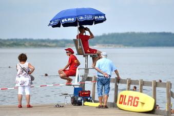Gibt's wieder Retter an der Blauen Lagune?