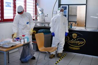 Corona in Sachsen: Mehr neue Fälle als vor einer Woche