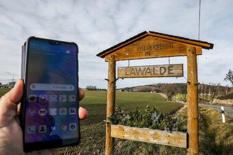 Telekom: Lawalde hängt jetzt am LTE-Netz