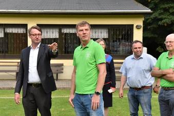 Hartmannsdorf: Geld für Sanierung des Vereinshauses