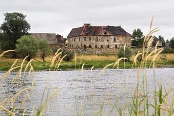 Was brodelt da auf Schloss Promnitz?