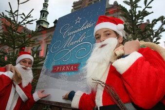 Rettungsidee für Pirnas Weihnachtsmarkt