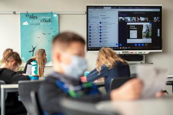 Das denken die Sachsen über die Maskenpflicht in Schulen
