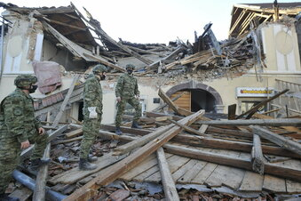 Schweres Erdbeben erschüttert Kroatien
