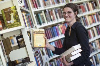 Riesaer Bibliothek baut Angebot aus