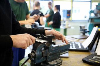 So will Riesa die Metall-Ausbildung retten