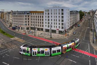 Baulücke in der Dresdner Friedrichstadt geschlossen