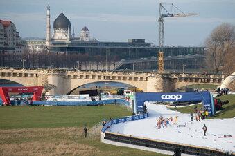 So lief der Ski-Weltcup in Dresden