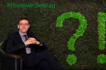 """""""Wir erleben große Offenheit für nachhaltige Geldanlagen"""""""