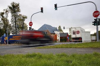 Rossendorfer Radweg dauert noch Jahre