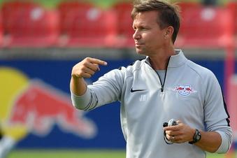 Marsch wird neuer Trainer von RB Leipzig