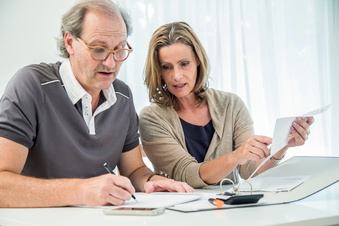 Weniger Zinsen für Renten-Versicherungen