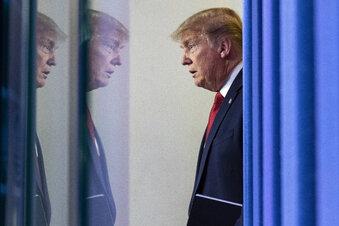 Trumps Streit mit Twitter geht weiter