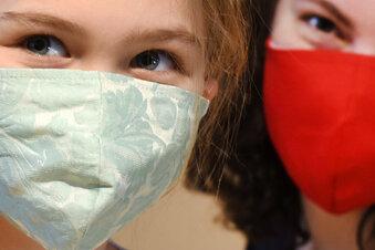 Mundschutz auch für Harthas Grundschüler