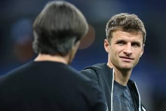 Müller ist sauer