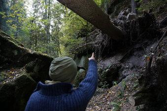 Hohnstein saniert den Schindergraben