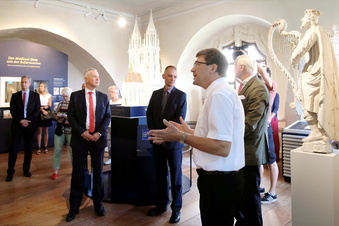 Neue Ausstellung im Dommuseum eröffnet