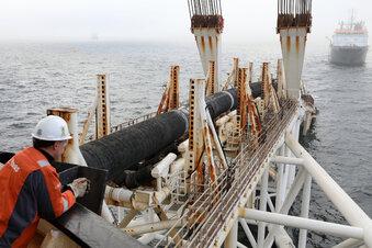 Erste Sanktionen wegen Nord Stream 2