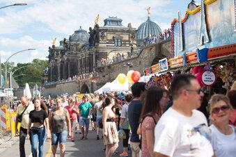 Dresdner Stadtfest fällt dieses Jahr aus
