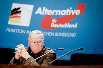 AfD verliert erstmals seit 2015 Mitglieder