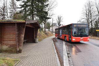 Buseinstieg ohne Hindernis
