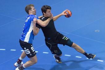 Dresdner Handballer mit zweitem Testerfolg