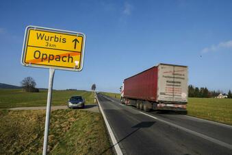 Oppach: So läuft der Ausbau der B96