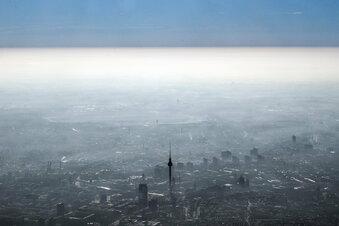 Luftqualität in Europa wird besser