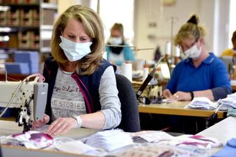 Textilbranche: Wohin mit den Masken?