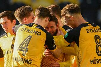 Dynamo-Rückkehrer Kreuzer feiert Traum-Comeback