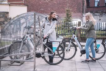 Görlitz: E-Bikes nun jederzeit ausleihbar