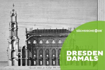 Dresdner Kathedrale: Eine Kirche wie eine Provokation