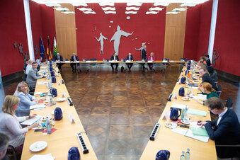 Was Sachsens Regierung sich jetzt vornimmt