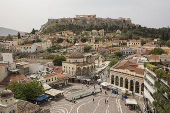 Griechen sorgen sich wegen Erdbeben
