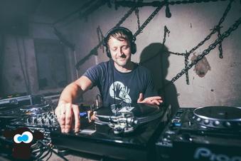 DJ-Workshop beim Stroga-Festival