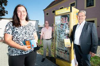 Radeberg hat die erste Bücher-Kühlzelle