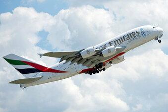 Emirates erneut sicherste Fluglinie der Welt