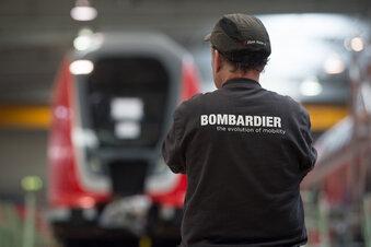 Bombardier soll Bund-Länderbürgschaft bekommen