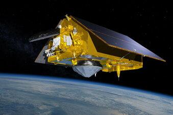 Satellit misst Anstieg des Meeresspiegels