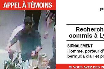 Frankreich sucht nach diesem Mann