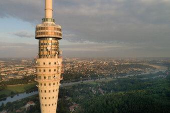 Wackelt das Projekt Dresdner Fernsehturm?