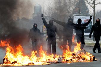 Droht Dresden Gefahr von Linksextremen?