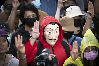 Großdemo in Bangkok fordert Reformen
