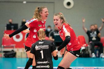 DSC-Frauen gewinnen deutlich in Straubing